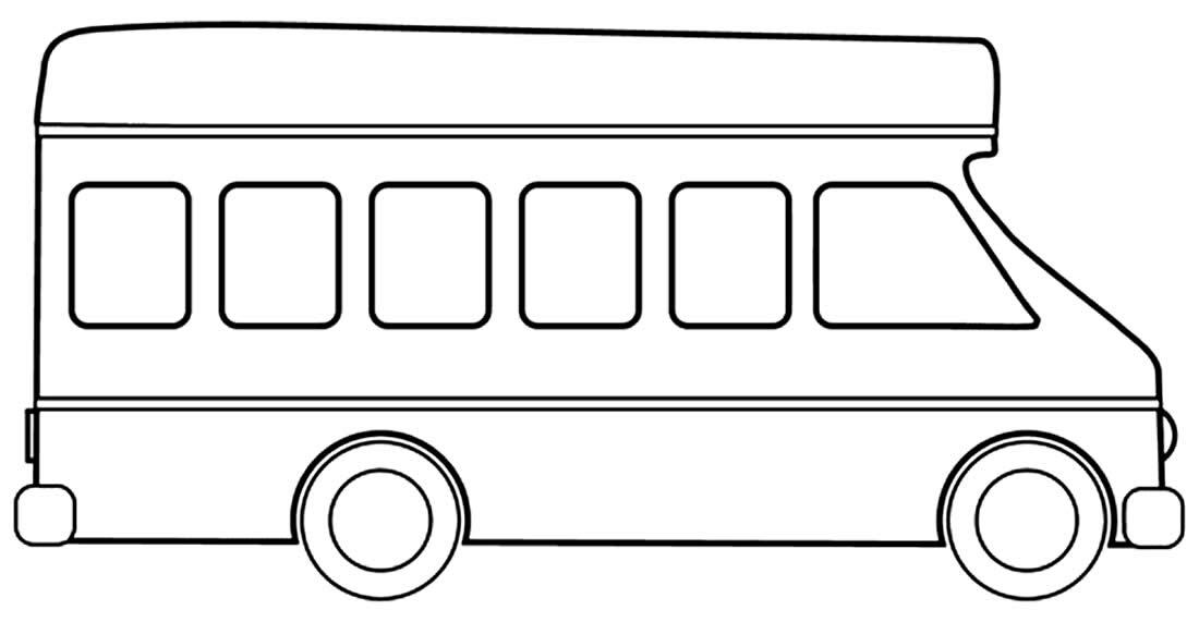 Desenhos lindos de ônibus