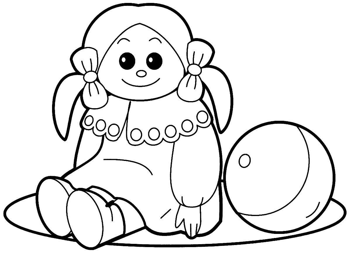 Desenhos lindos de brinquedos