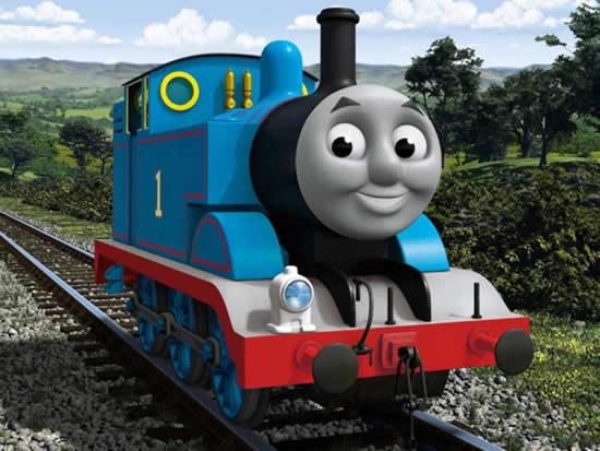 Molde de Thomas e os Amigos