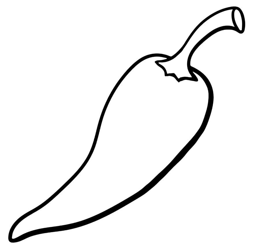 Molde de Pimenta