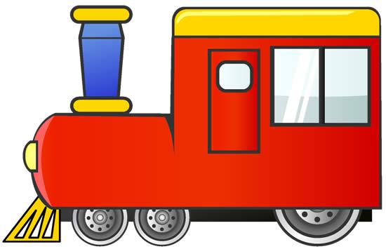 Desenho de Trem