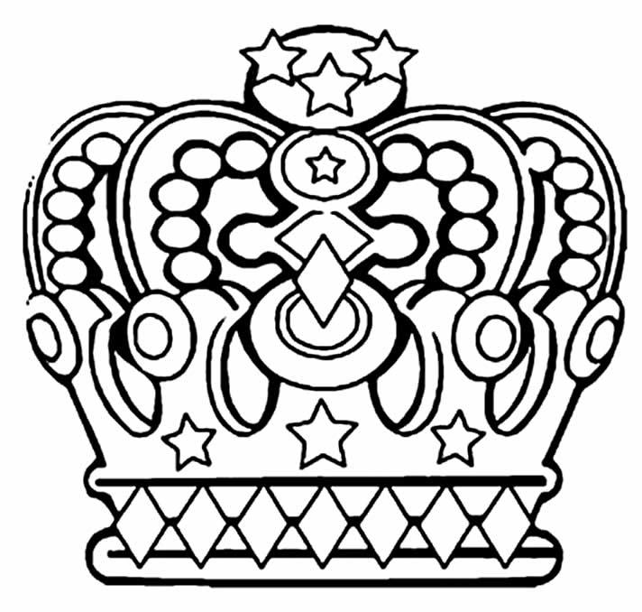 Desenho de Coroa