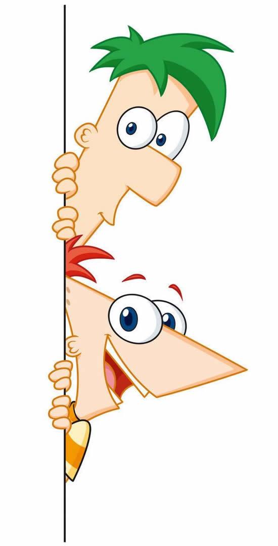 Imagem de Phineas e Ferb