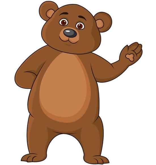 Desenho de Ursinho
