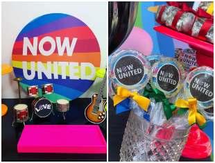 Decoração para Festa Now United: 30+ ideias