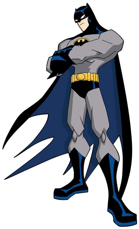 Desenho de Batman