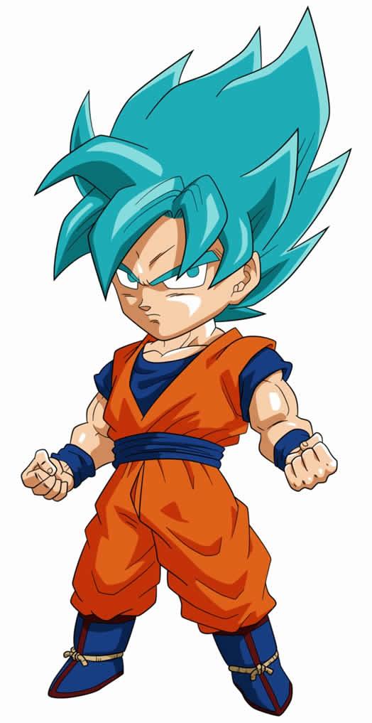 Desenho de Dragon Ball Z
