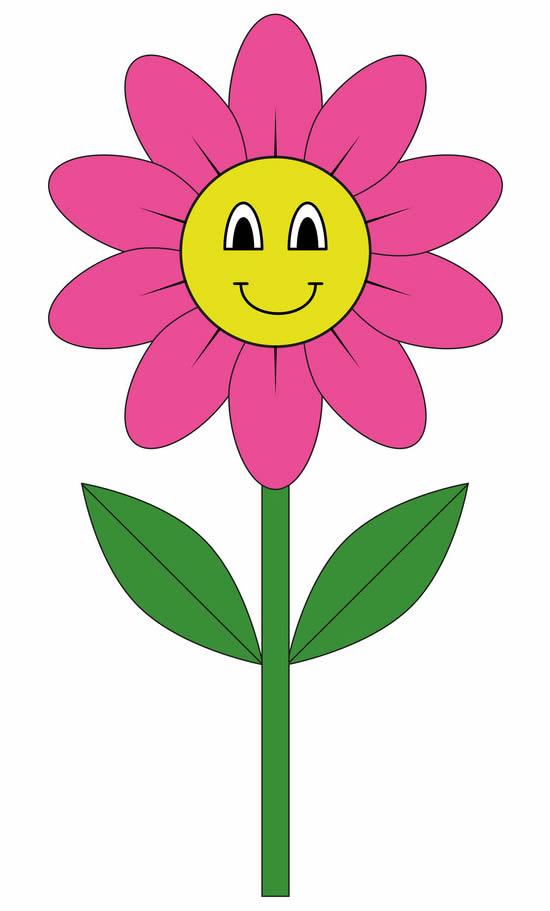 Desenho de Flor