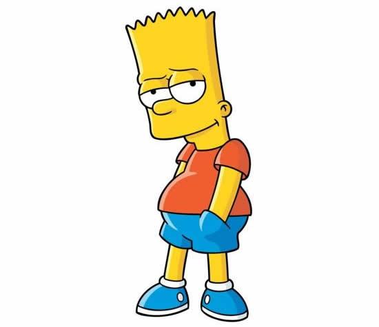 Imagem de Bart Simpson