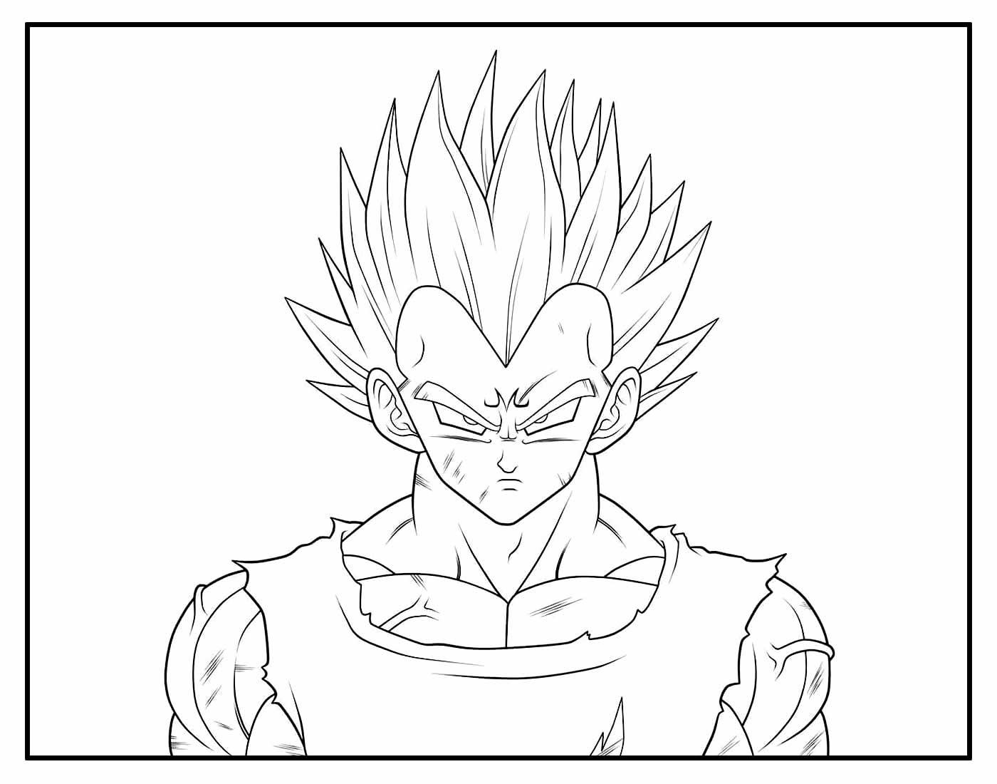 Desenhos lindos de Dragon Ball Z
