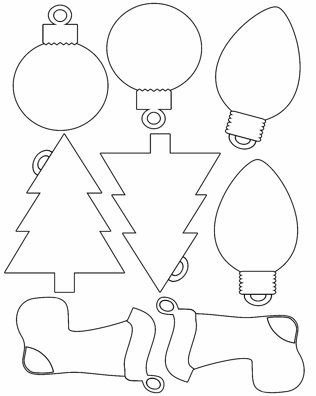 Moldes de Natal para imprimir