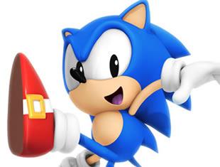 Desenhos para colorir do Sonic