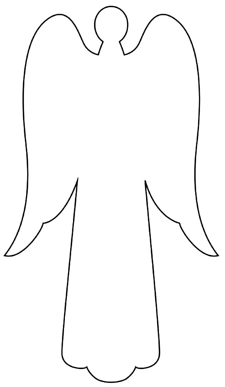 Molde de anjinho