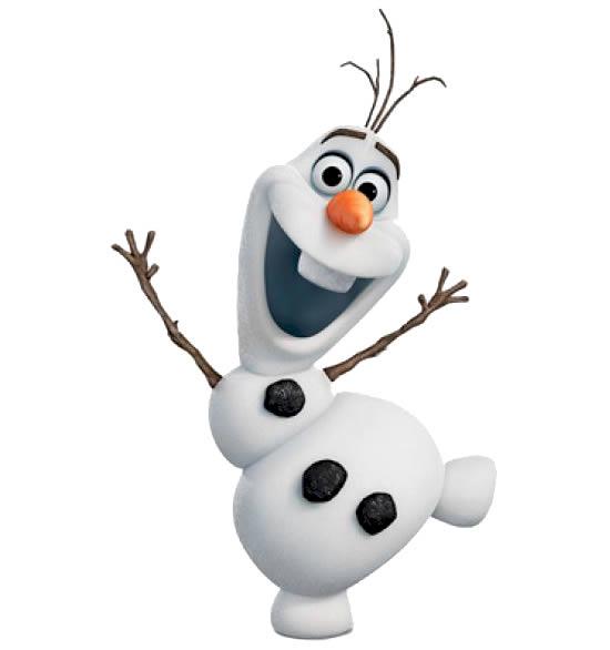 Molde de Olaf