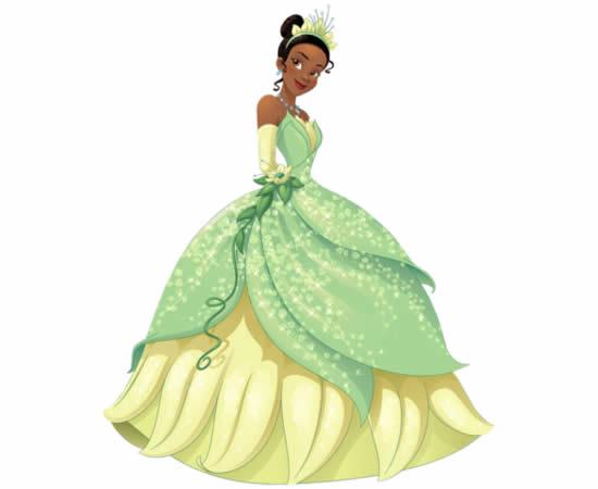 Linda Princesa Tiana